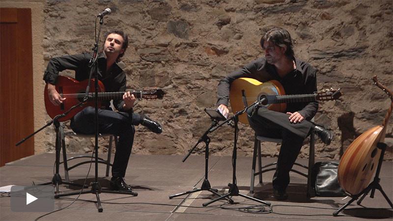 Pedro Navarro homenajea a Paco de Lucía en el 27º Festival Internacional de Guitarra de Ponferrada