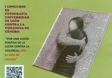 La ULE convoca el primer concurso de fotografía contra la violencia de género