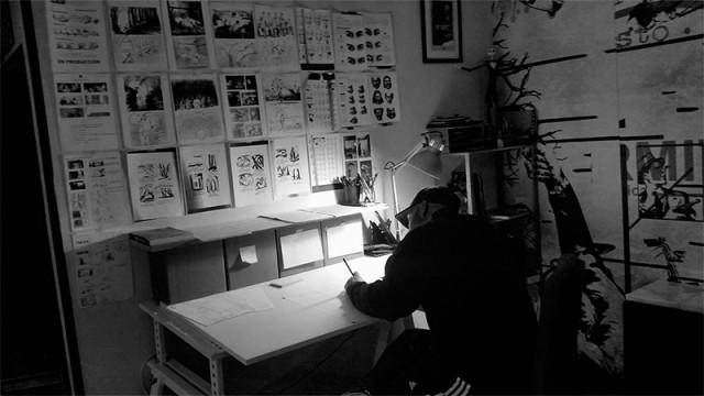 """Daniel Vogly inicia la producción de su cinta de animación """"Residencia"""""""