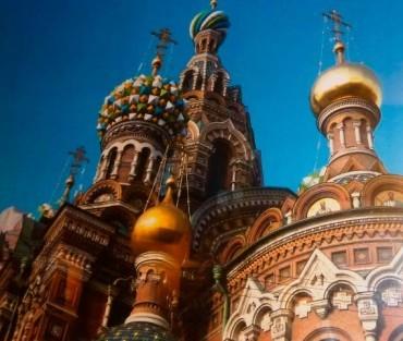"""La Casa de las Culturas presenta """"Dos capitales de Rusia. Moscú y San Petersburgo"""""""