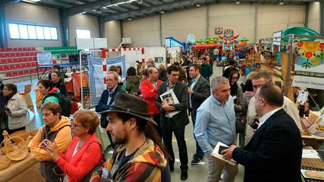 La Ribera de Folgoso acogió la 8ª Feria de Turismo y Desarrollo del Bierzo Alto