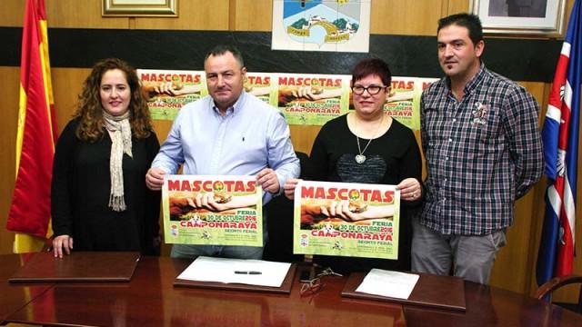 Camponaraya celebra la segunda edición de la Feria de las Mascotas