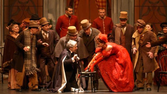 Vuelve la ópera al Bergidum con 'La bohème'