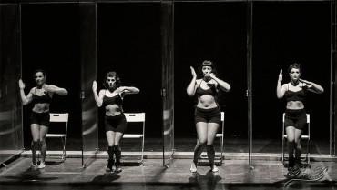 """Albadulake presenta en el Bergidum """"Las expertas"""", un espectáculo de circo lleno de fuerza"""