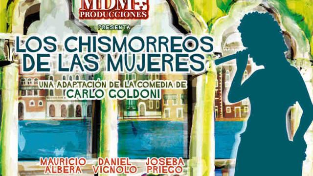 """MDM Grupo Teatral presenta en Cubillos """"Los chismorreos de las mujeres"""""""