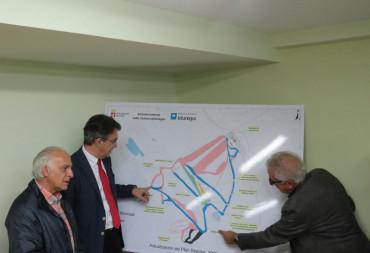 7,5 millones para ampliar las pistas y la seguridad de la estación de Leitariegos