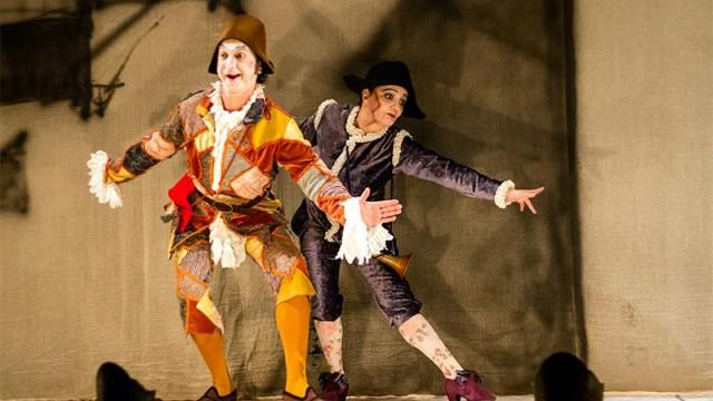 """Morfeo Teatro ofrece en """"El retablo de las maravillas"""" una divertida sátira cervantina sobre la hipocresía"""