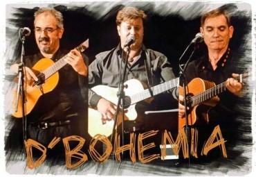 Concierto del Trío Bohemia en el Benevivere