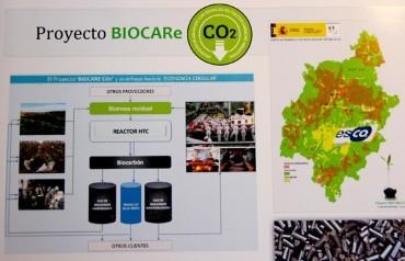 Los trabajadores de Ciuden proponen a la Dirección General un proyecto de creación de biocarbón en el Bierzo