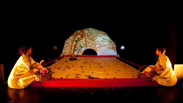 Cucu Haikú: una delicada obra visual para los espectadores más pequeños