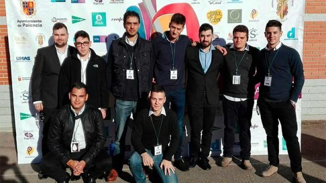 La Real Hermandad Jesús Nazareno participa en el IV Encuentro de Cofradías de Palencia