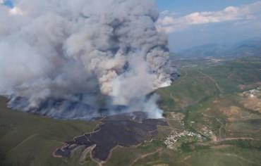 El ESTIA organiza una charla sobre el incendio de Bárcena de la Abadía en septiembre