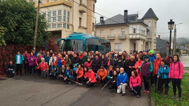 CB pide más implicación a los alcaldes de los municipios del Camino de Santiago de Invierno