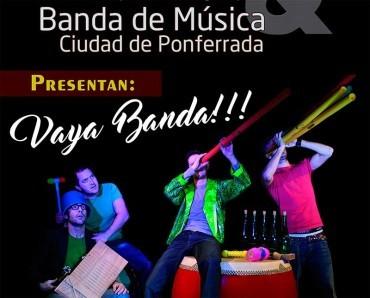 La Banda de Música presenta un nuevo proyecto de concierto didáctico con el grupo de percusión Odaiko