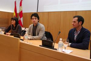 Presentación de la web penalbadesantiago.es en el Museo de la Radio. Foto: Raúl C.