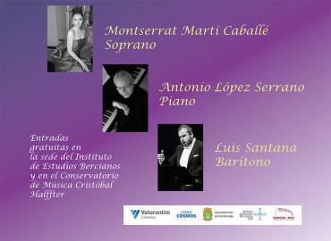 El IEB celebra el acto del galardón Socio de Honor a Antolín de Cela con un recital de ópera