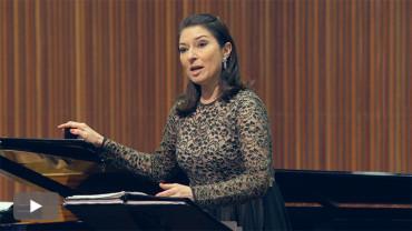Montserrat Martí Caballé participa en el recital de ópera y zarzuela organizado por el IEB