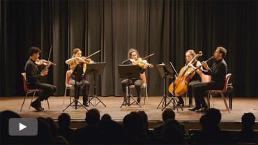 Dos formaciones de clarinetes y cuerdas participan en la segunda edición del concierto Jóvenes Promesas Bercianas