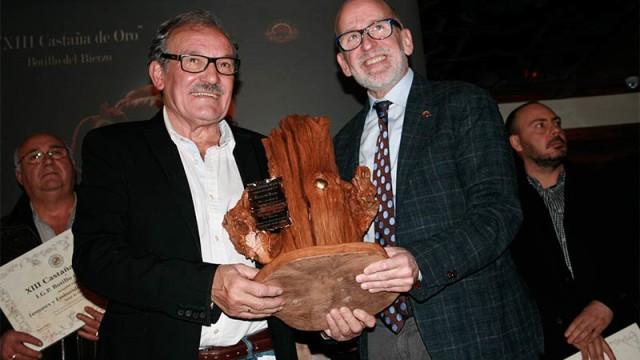 El Botillo del Bierzo recibe la Castaña de Oro de la Fundación Prada a Tope