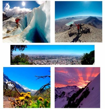 Chile, una experiencia Erasmus en flora, fauna y paisaje