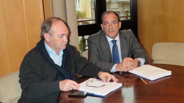 La Caixa aporta 4.000 € al ayuntamiento de Bembibre para ayuda social