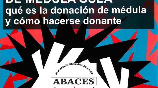Abaces presenta en Villafranca del Bierzo una campaña de donación de médula ósea
