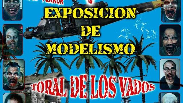 La V Exposición de Modelismo de Toral de los Vados se dedica al terror