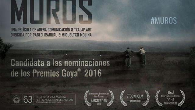 """Con motivo del Día Internacional de los Derechos Humanos el Festival de Cine de Ponferrada proyecta """"Muros"""""""