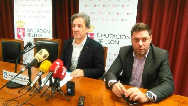 CB destaca el incremento de presupuesto logrado para algunas partidas destinadas al Bierzo en los presupuestos de Diputación