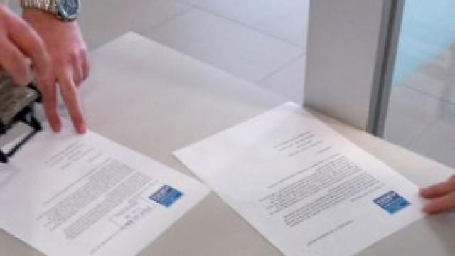 La Plataforma en Defensa de la Sanidad Pública presenta en la Fiscalía la petición de investigación