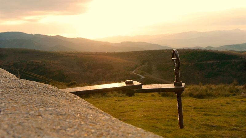 Vista del Bierzo desde Espinoso de Compludo. Foto: Raúl C.
