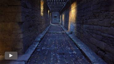 La rehabilitación del Monasterio de San Pedro de Montes permitirá darle usos culturales