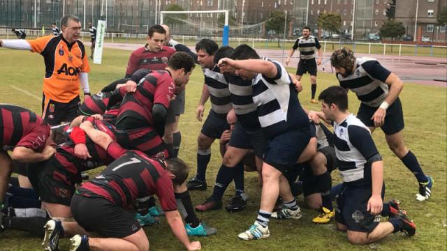 Bierzo Rugby se despide de la liga con una trabajada victoria ante el Cowper