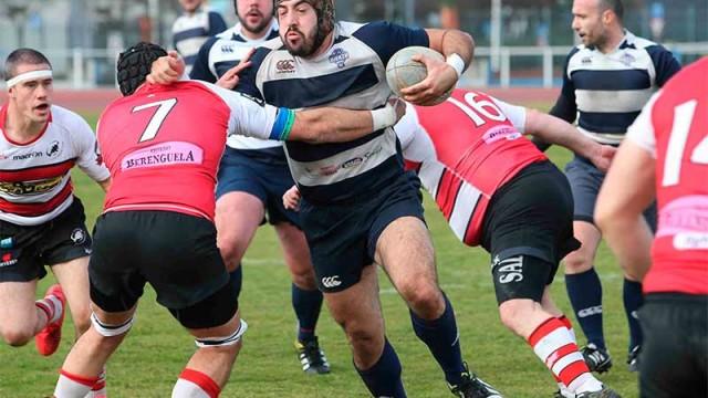 Primera derrota de Bierzo Rugby en 2017