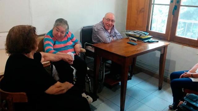 Cocemfe León presta atención sociosanitaria en domicilio a 551 personas con discapacidad