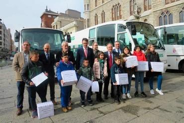 La Diputación celebra el Día Nacional del Bibliobús y entrega los Premios del VIII Concurso de Marcapáginas