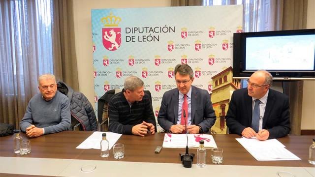 Diputación destina 325.000 € para la puesta en valor del Camino de Santiago