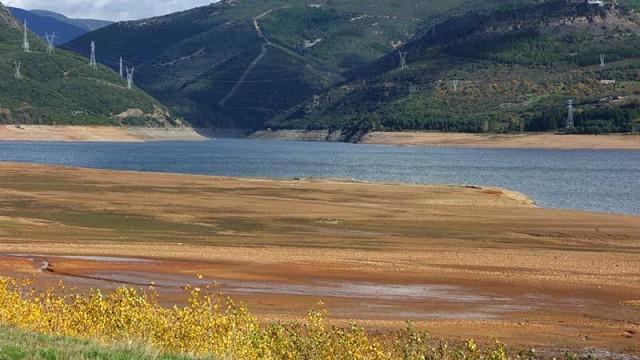 Prealerta por la sequía en la cuenca del Miño-Sil