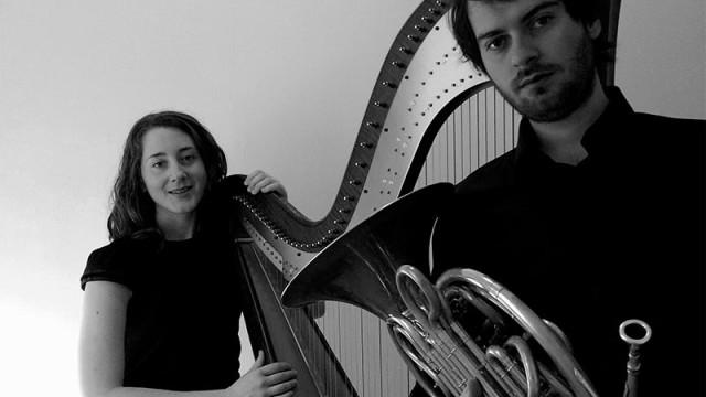 Cultura y ULE presentan en Río Selmo al dúo de arpa y trompa 'Fremde'