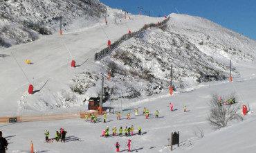 Las estaciones de esquí de la provincia esperan abrir sus instalaciones durante los próximos días