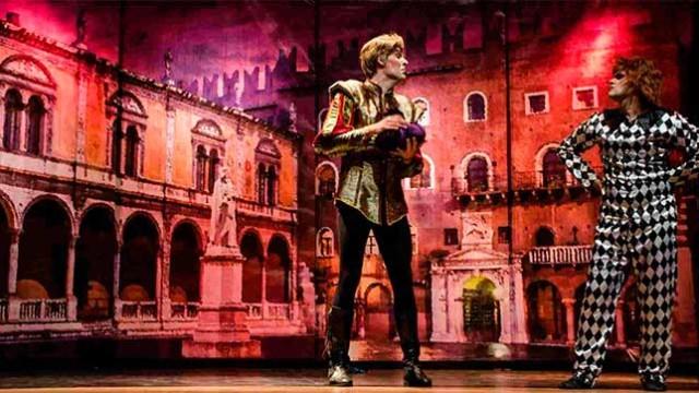 """MDM Grupo Artístico Teatral presenta en Cubillos la obra """"Los dos gemelos venecianos"""""""