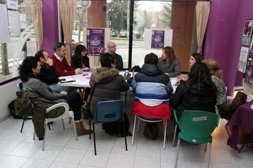 Los trabajadores de Ciuden piden apoyo a Podemos a nivel autonómico y nacional
