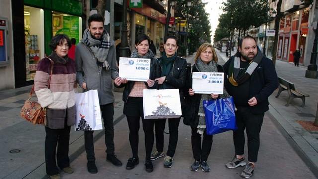 La asociación de comerciantes Templarium pide más actividades para atraer clientes al centro de Ponferrada