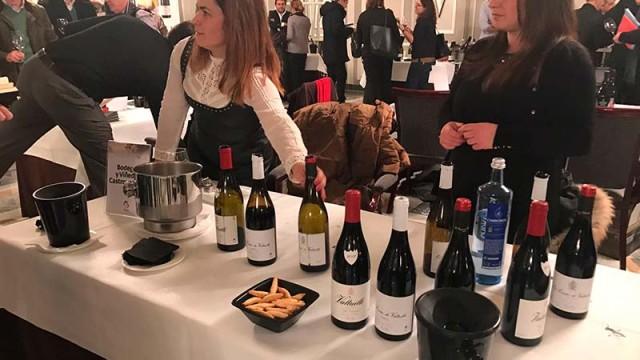 La presentación de los vinos de la DO Bierzo en Madrid despierta el interés de los distribuidores del sur de España