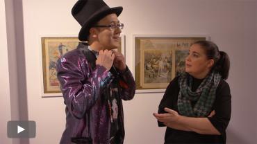 """""""El Circo"""", una exposición que profundiza tanto en el espectáculo como en la parte más íntima de sus protagonistas"""