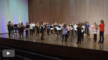 El Conservatorio Cristóbal Halffter acoge el IV Encuentro de Flautas de Castilla y León