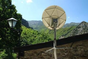 La Junta convoca las subvenciones para facilitar el acceso a internet vía satélite en zonas rurales sin servicio
