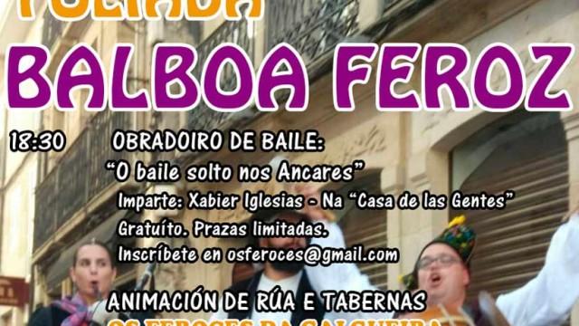 Balboa celebra por cuarto año consecutivo su Festival Feroz