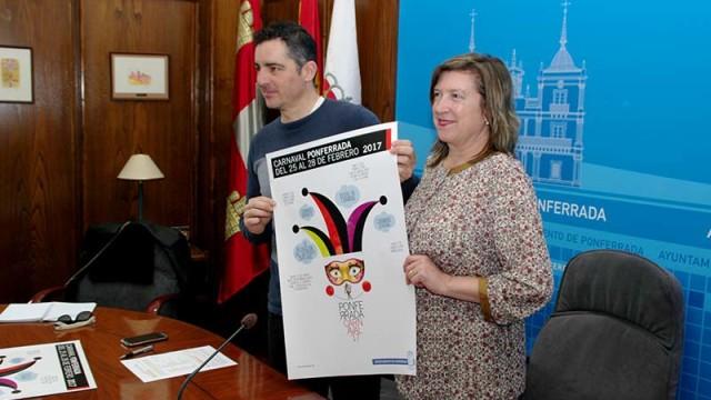 Ponferrada celebra el Carnaval 2017 con 5.400 euros en premios
