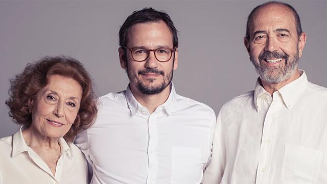 Julia Gutiérrez Caba y Miguel Rellán protagonizan en Cartas de amor un auténtico clásico moderno
